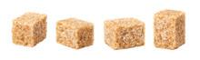 Demarara Brown Sugar Cubes Iso...