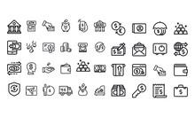 Banking And Accounting Icons V...