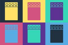 Pop Art Open Matchbox And Matc...