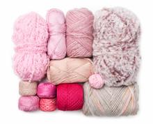 Woll Sammlung Pink