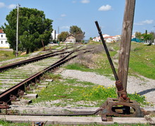 Señal Via Tren
