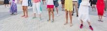 Social Dance And Flashmob Conc...