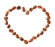 Coffee Beans Of The Heart Lie ...