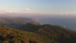 Aerial View Ferris wheel at Akhun Mountain