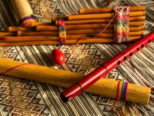 Andean Instruments, Zampoña, ...