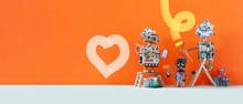 Three Robots Artists Designers...