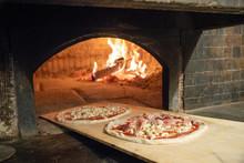 Pizza Margherita Da Infornare