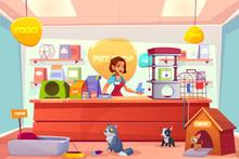 Buying Animals In Pet Store Ca...