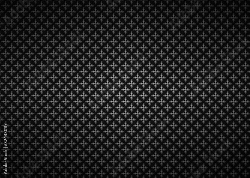 Vintage Black and White Backgrounds. Wallpaper Mural