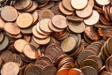 European Union Money - 1 Cent.