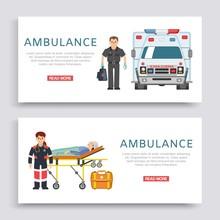 Ambulance, Doctors Paramedics ...