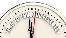 Time To Think Differently Cloc...
