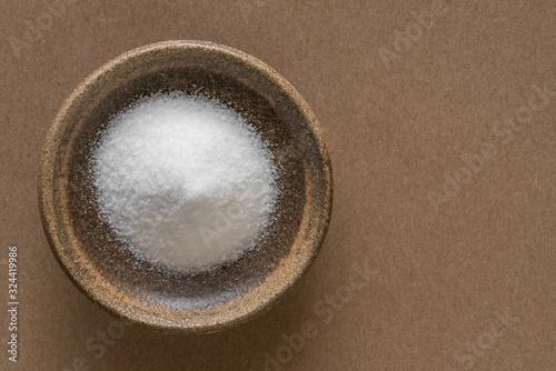 Alum in a Bowl Wallpaper Mural
