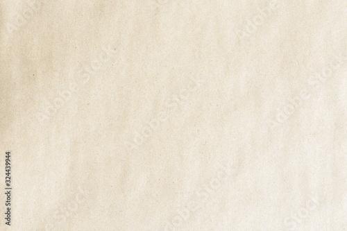 Fototapeta Crumpled brown paper background texture obraz na płótnie