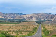 Scenery In Douglas Pass Road, Colorado Route 139