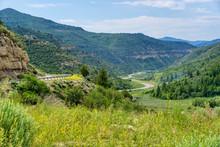 Douglas Pass, A Mountain Pass ...