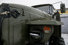 Modern Russian Military Truck