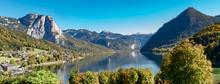 Alpine, Alps, Austria, Blue, E...