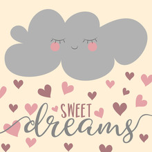 Sweet Dreams- Calligraphy With...
