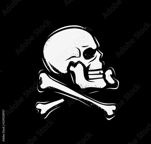Photo Jolly Roger symbol