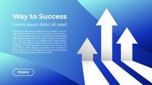 Business Arrow Target Directio...
