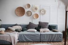 Home Interior. Comfort Grey So...