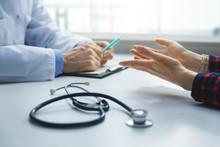 Medical Consultation - Patient...