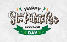 Vector St. Patrick's Day Log...