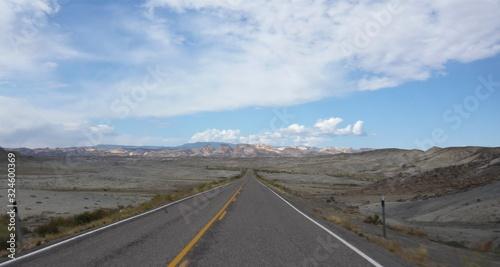 Fotografie, Obraz Headed for the hills  Version 2