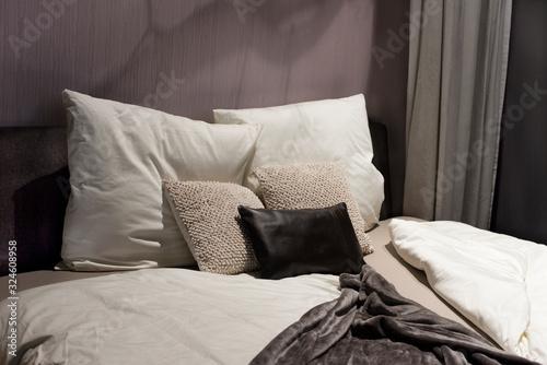 Schlafzimmer, modern Tapéta, Fotótapéta