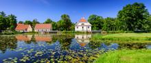 Sightseeing Of Estonia. Vihula...
