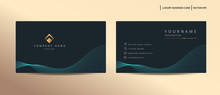 Luxury Design Business Card Wi...