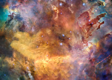 Star Forming Region Somewhere ...