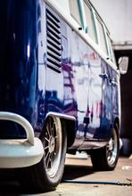 VW - Campervan - Combi - Oldie