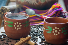 Cafe De Olla, Traditional Mexi...