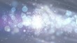 Abstract animation background shiny stars particles light rays waves loop