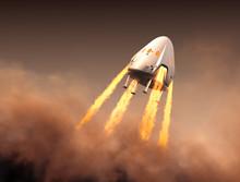 Private Spacecraft Module Laun...