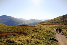 Hill Walking Ben Nevis