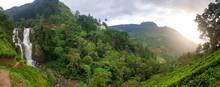 Panoramic Photo Of Beautiful W...