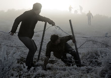 Two Men Escape From Enemies Th...