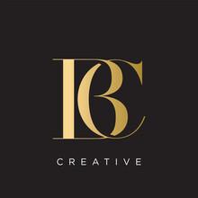 Bc Logo Design Vector Icon