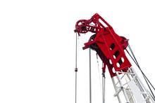 Construction Crane For Heavy L...