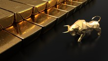 Rising Gold Prices On The Stoc...