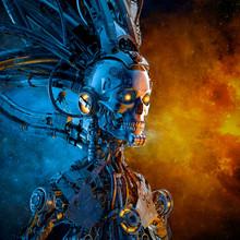 Galactic Reaper Duality / 3D I...