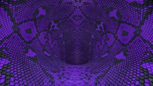 Snakeskin Wormhole Funnel Tunn...