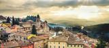 italy web banner horizontal background emilia romagna region Rimini province local landmarks