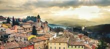 Italy Web Banner Horizontal Ba...