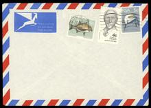 Luftpost Airmail Südafrika So...