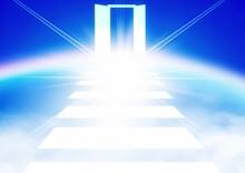 天国へ続く階段
