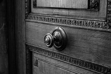 The Old Door Handle